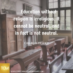 Education without religion