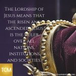 The Lordship of Jesus