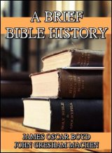 Brief Bible History