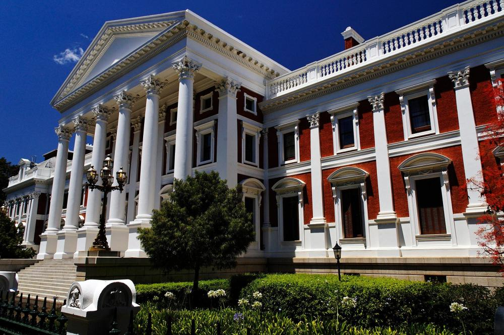 South-African-Parliament-Buildings-Cape-Town-seat-of-Legislative-arm-of-government