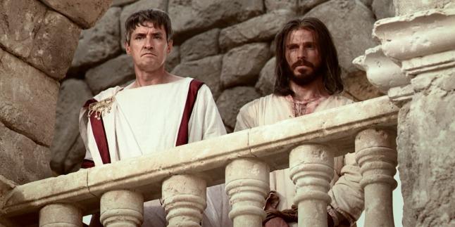 Pilate condemns Jesus